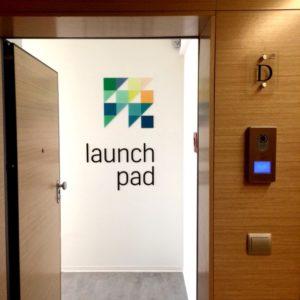 Launchpad Door Angola Invest Cowork