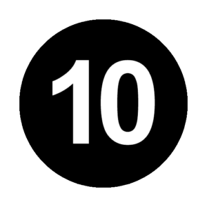 number-10-icon